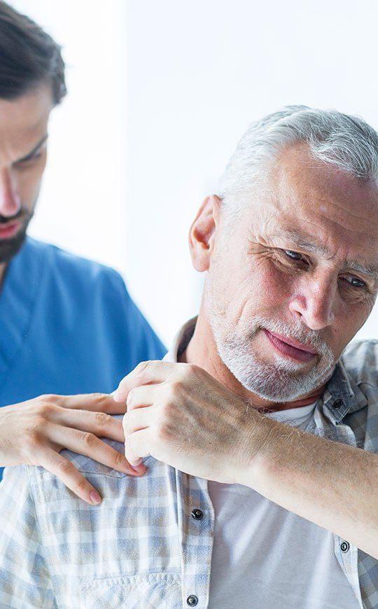 Chiropractic Shoulder Pain
